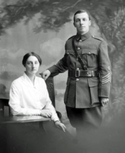James Alexander Matheson and his wife Ethel Matheson