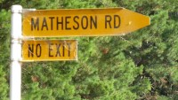 Matheson Road, Hawkes Bay