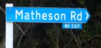 Matheson Road, Lawrence, Otago