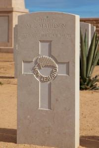 Knightsbridge war cemetery, Acroma, Libya