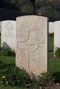 War memorial cemetery, Cairo, Egypt