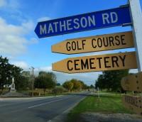 Matheson Road, Waikaka