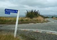 Matheson Road, Waipahi